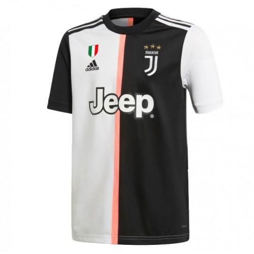 Adidas - JUNIOR Juventus Maglia Ufficiale 2019-20 + Scudetto