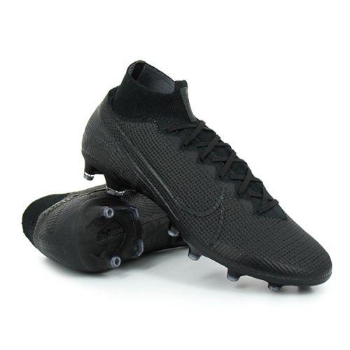 Nike - Mercurial Superfly 7 Elite AG-PRO Black